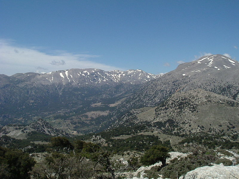 Image 12. Mount Dikte, Crete. Photo by Lathiot at English Wikipedia. (title by author)